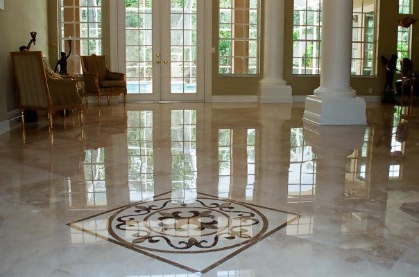Marble Floor / Мраморный Пол
